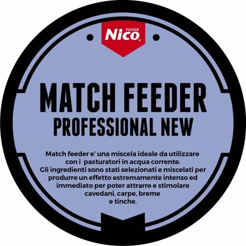 MATCH FEEDER PROFESSIONAL NEW
