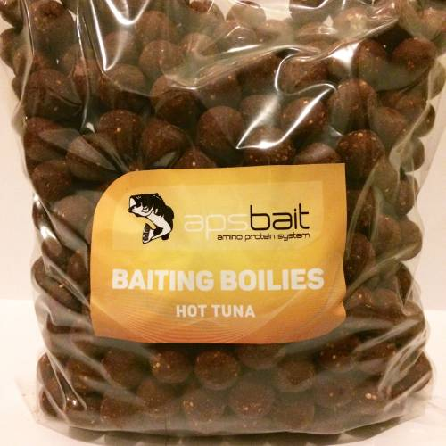 BAITING BOILIES HOT  TUNA  - LINEA APS AMINO PROTEIN SYSTEM