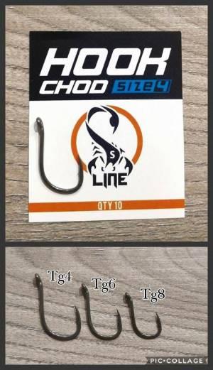 HOOK K-RACE CHOD